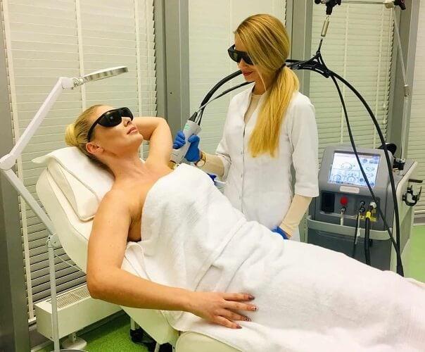 Plaukų šalinimas lazeriu - Natalija Bunkė